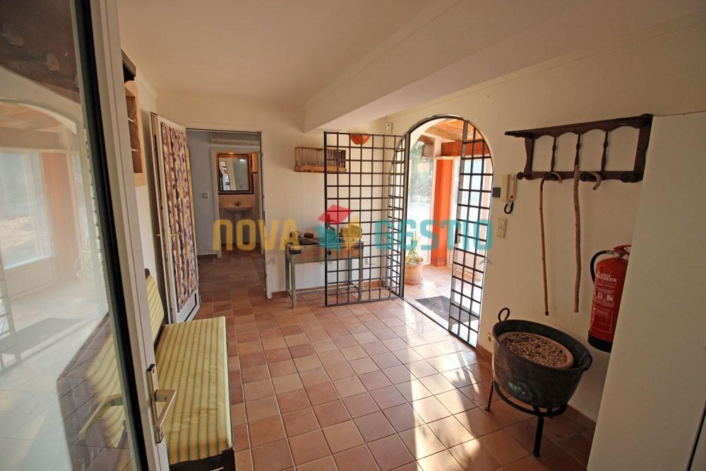 Finca con licencia turística en venta en Ses Salines : : FI577SAL-VES