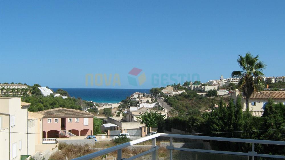 Piso con vistas al Mar en venta en Cala Mendia : : PI319CMEN-VES