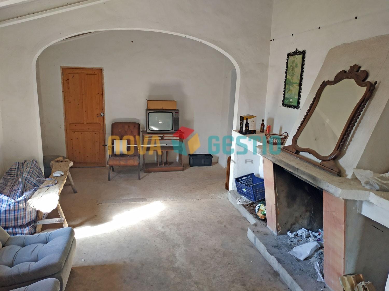 Finca rústica con casa a reformar en Cala Morlanda : : FI716CMO-VES