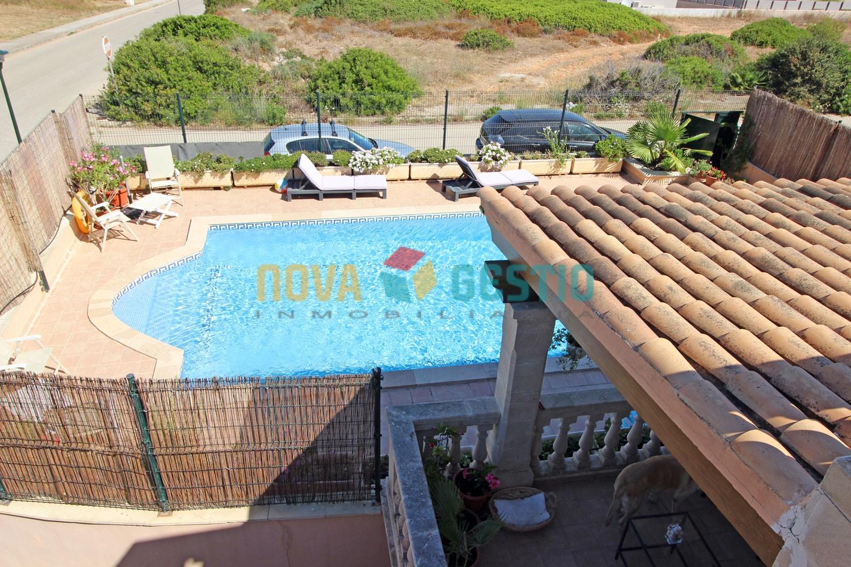 Chalet enfrente del Mar en Colonia de San Pedro : : CH749CSP-VES