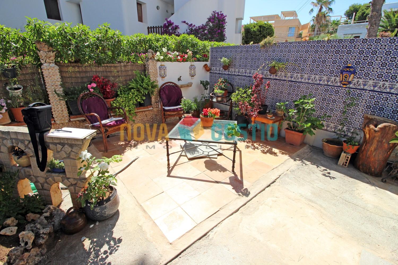 Planta baja en venta en Cala Ferrera : : PB763CF-VES