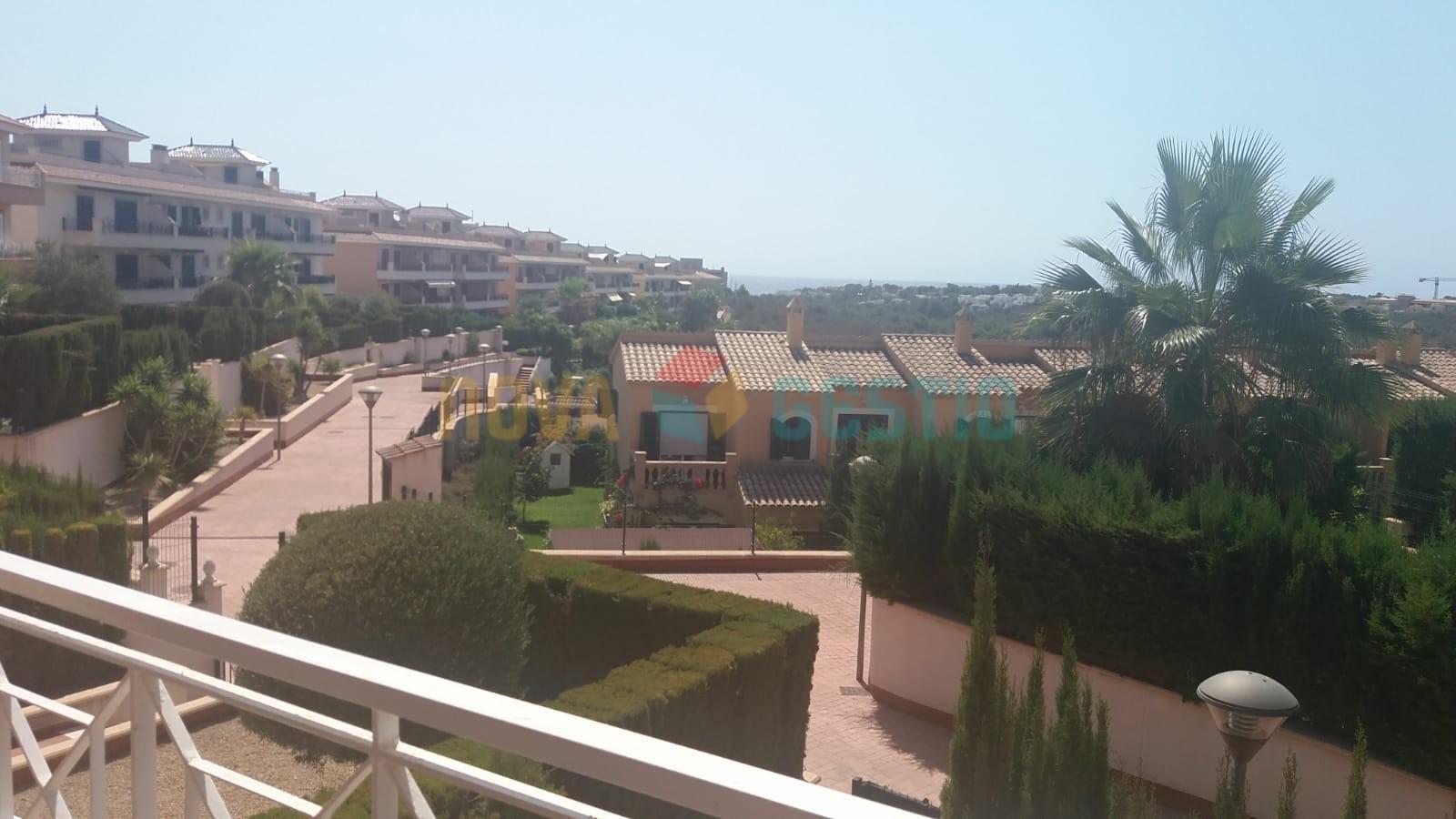 Piso en alquiler en Calas de Mallorca : : PI777CDM-AES