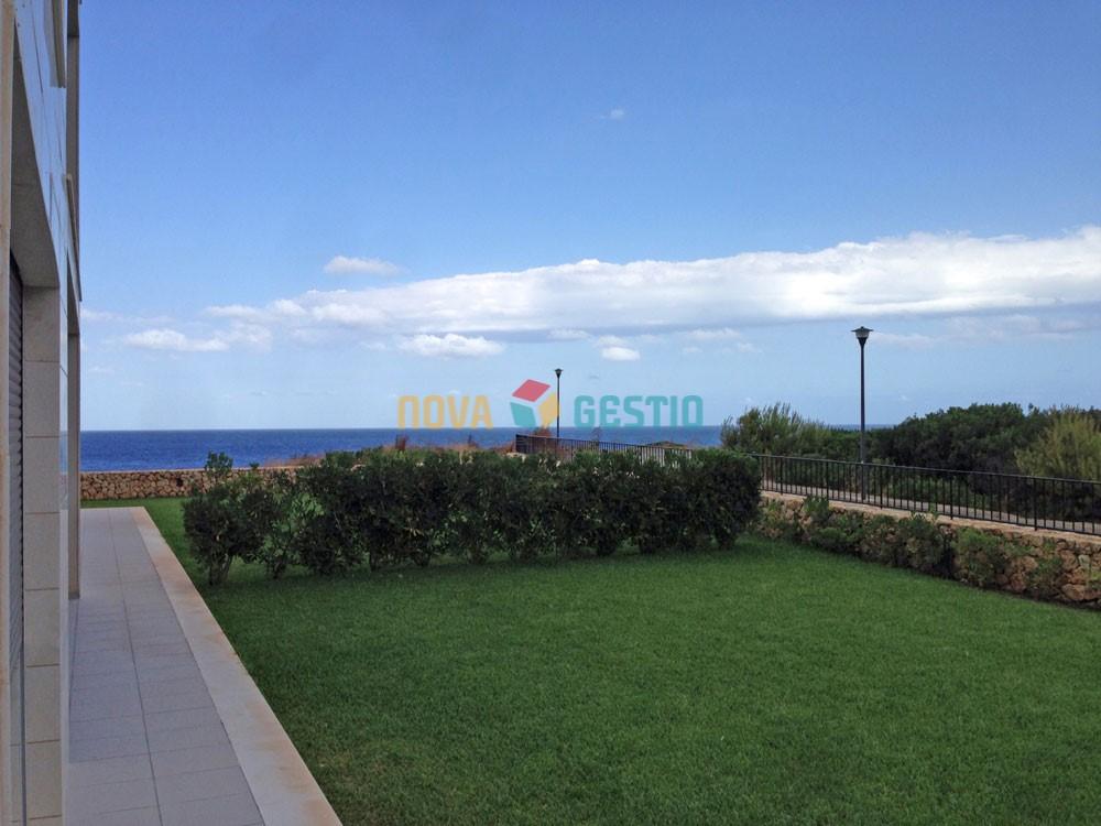 Planta baja de lujo se alquila en Porto Cristo : : PB496PC-AES