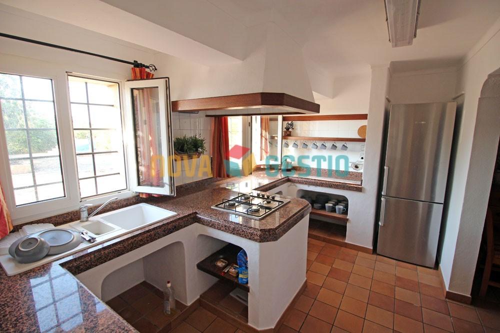 Finca con licencia en venta en Ses Salines : : FI577SAL-VES