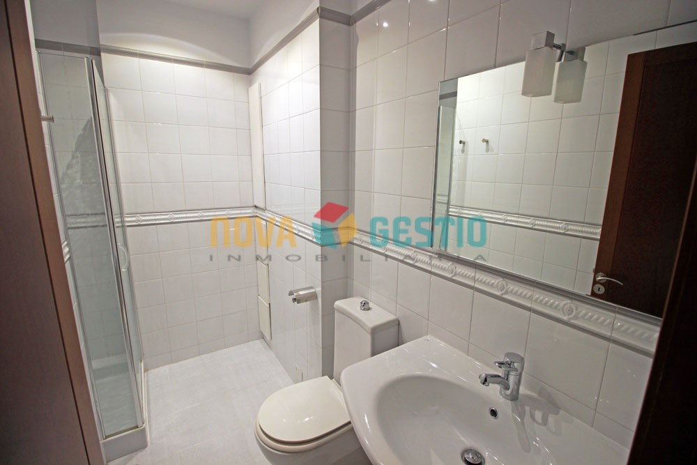 Amplio piso en alquiler en Manacor : : PI615MA-AES