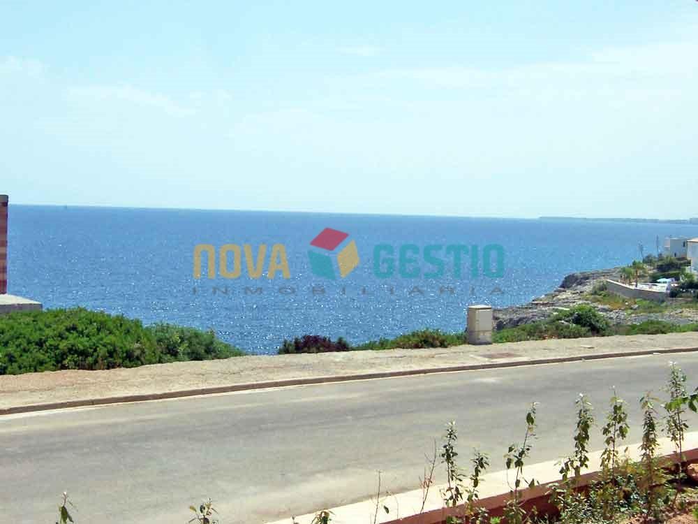 Reihenhaus direkt am Meer in Cala Magrana zu verkaufen : : AD519CMAG-VDE