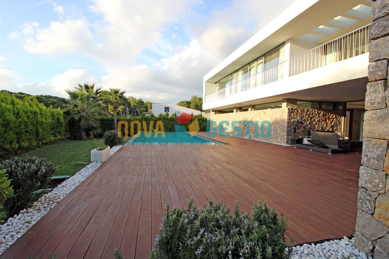 Espectacular chalet en venta en Cala Ratjada : : CH328CR-VES