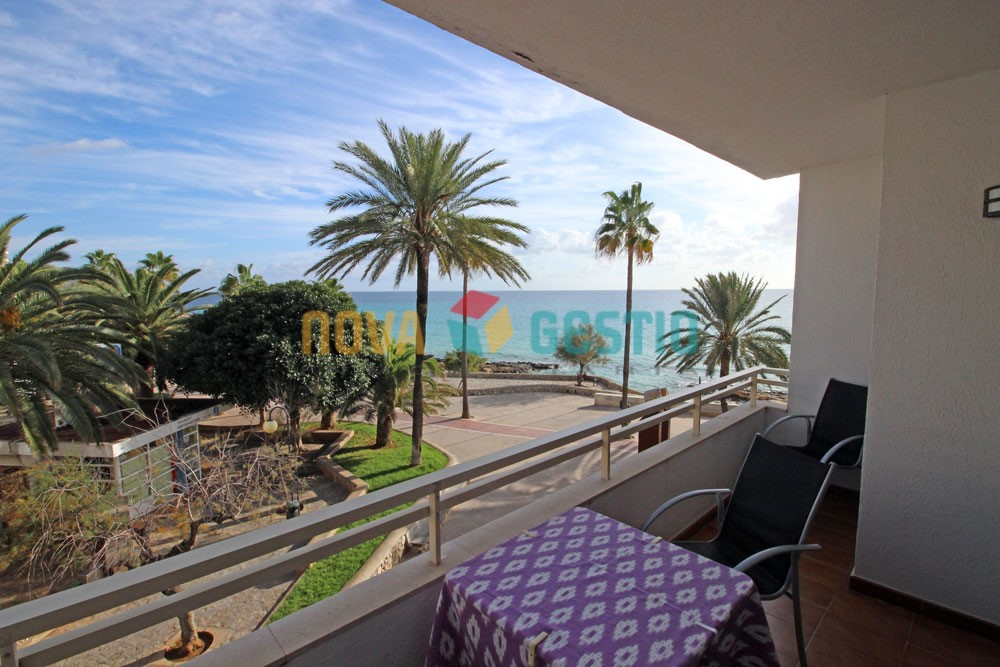 Piso vista Mar en alquiler en Cala Millor : : PI619CMI-AES
