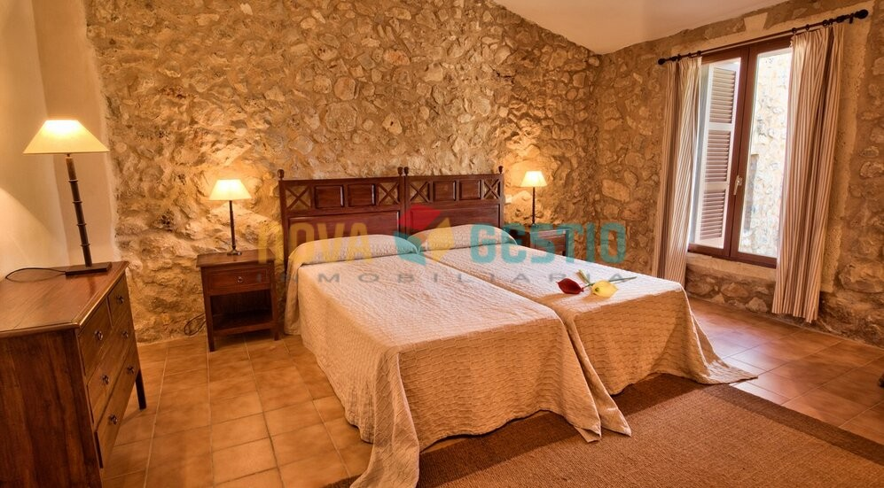 Casa adosada en finca rústica se alquila en Porto Cristo : : AD647PC-AES