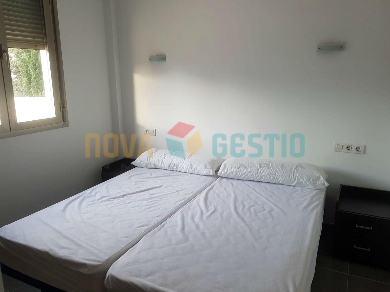Piso con terraza se alquila en Cala Millor : : PI655CMI-AES