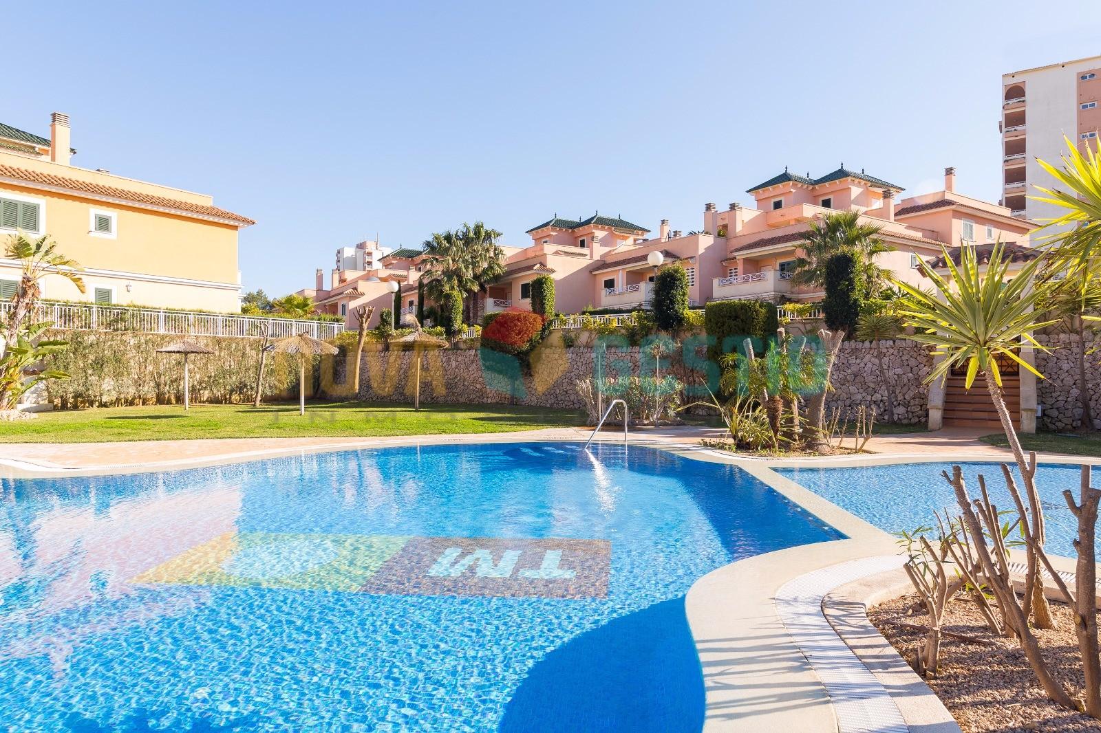 Dúplex en alquiler en Calas de Mallorca : : DU676CDM-AES