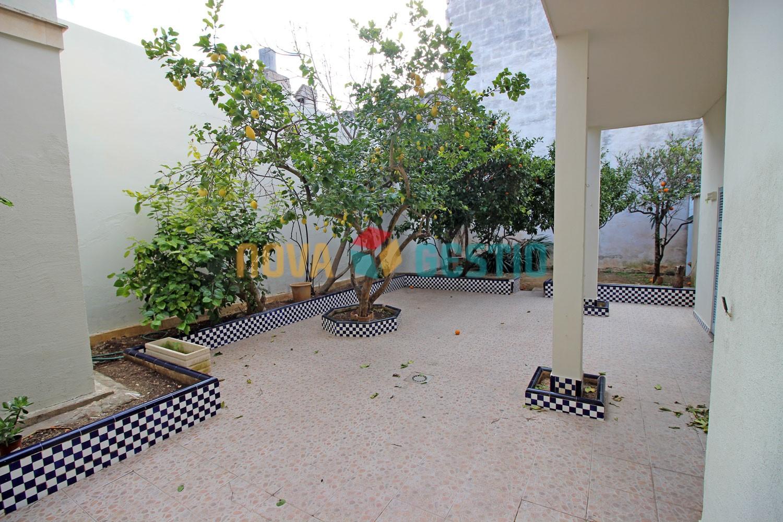 Se alquila planta baja con patio en Manacor : : PB672MA-AES