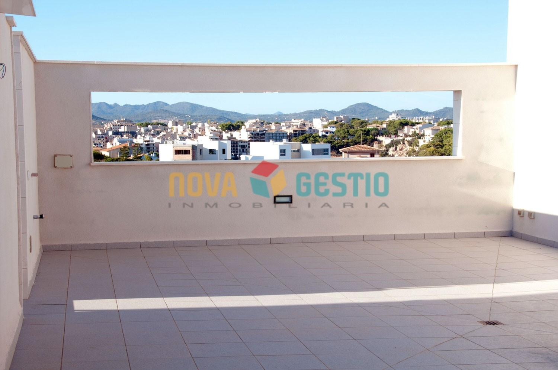 �tico en 1ª línea en alquiler en Porto Cristo : : AT282PC-AES