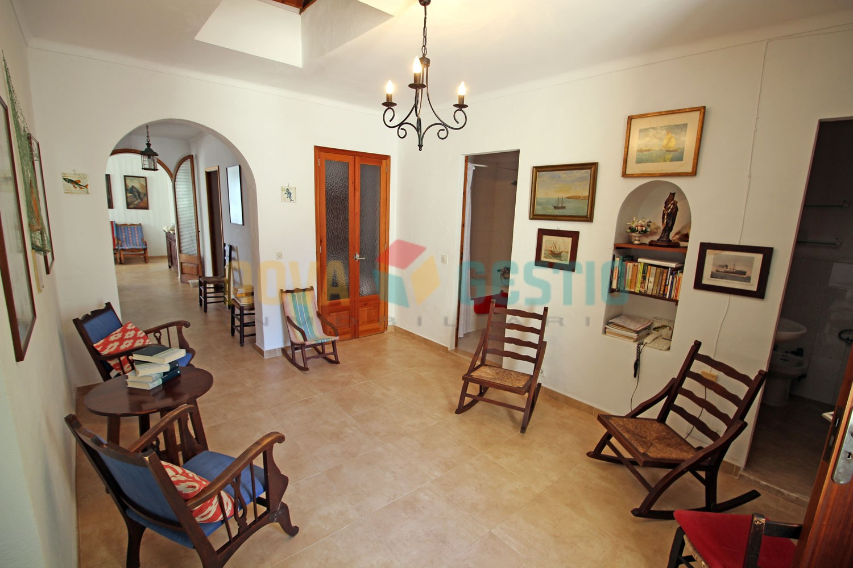 Casa en 1ª línea en alquiler en Colonia de San Pedro : : CA738CSP-AES