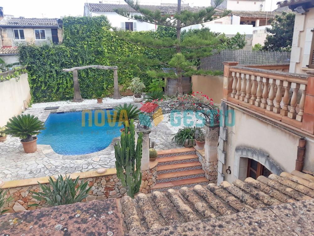 Casa con piscina en alquiler en Manacor : : CA808MA-AES
