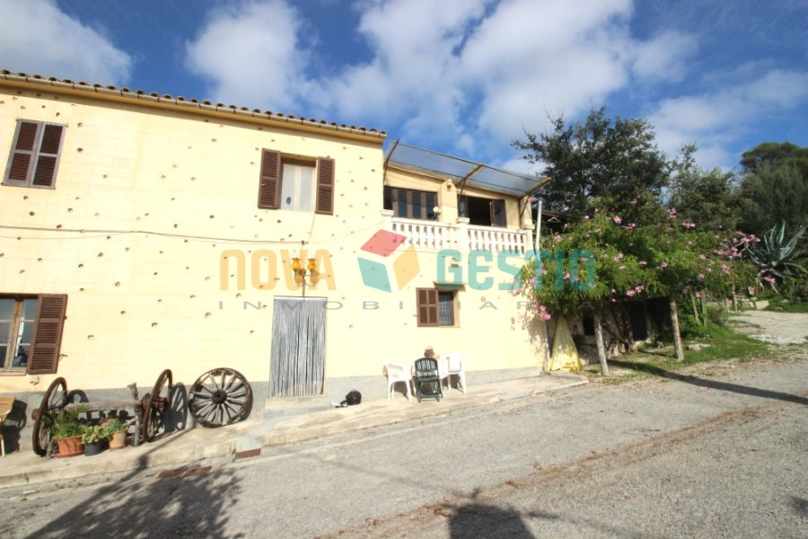 Finca-Apartment zur Miete in Son Carrió : : AP256SCA-ADE