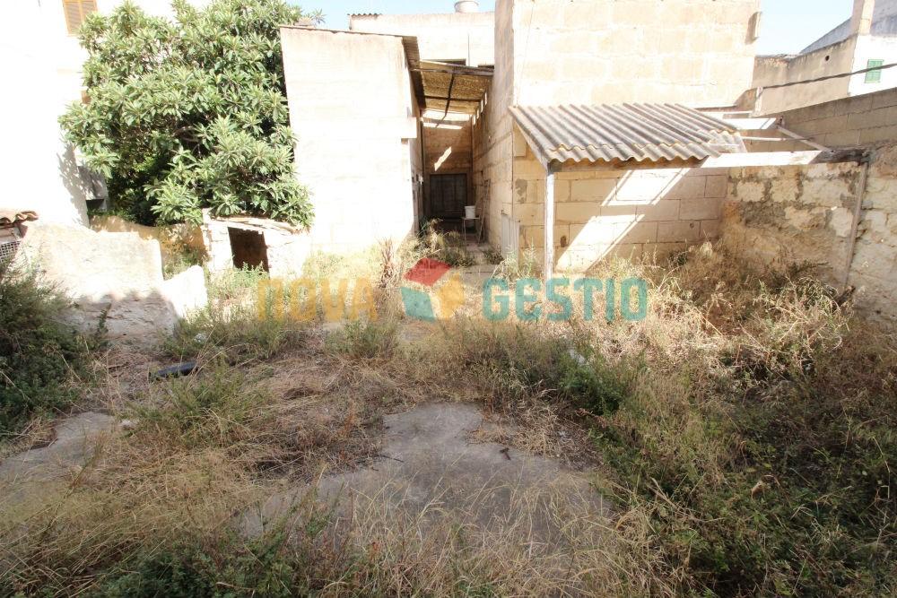 Casa a reformar en venta en Manacor : : CA365MA-VES