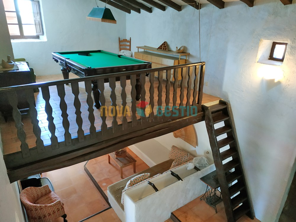 Finca rústica en venta en S'Horta : : FI835SH-VES