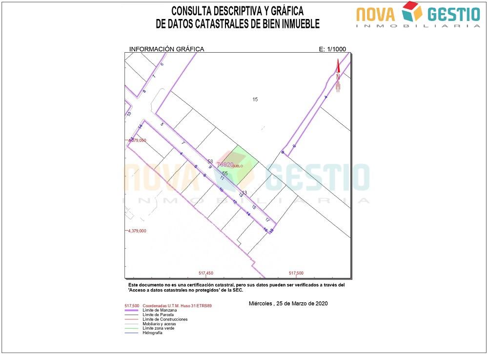 Solar en venta en Manacor : : SO391MA-VES