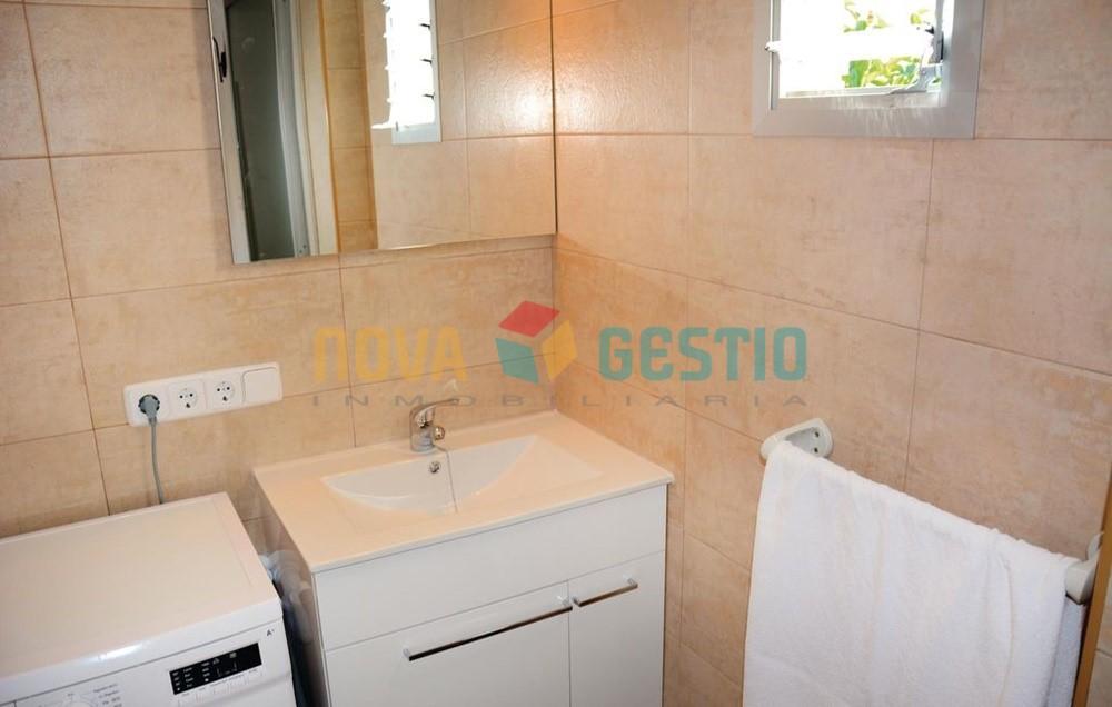 Piso con techo libre en alquiler en Porto Cristo : : PI461PC-AES