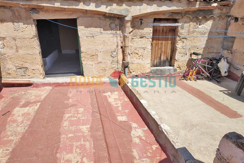 Casa a reformar en venta en Vilafranca : : CA860VI-VES