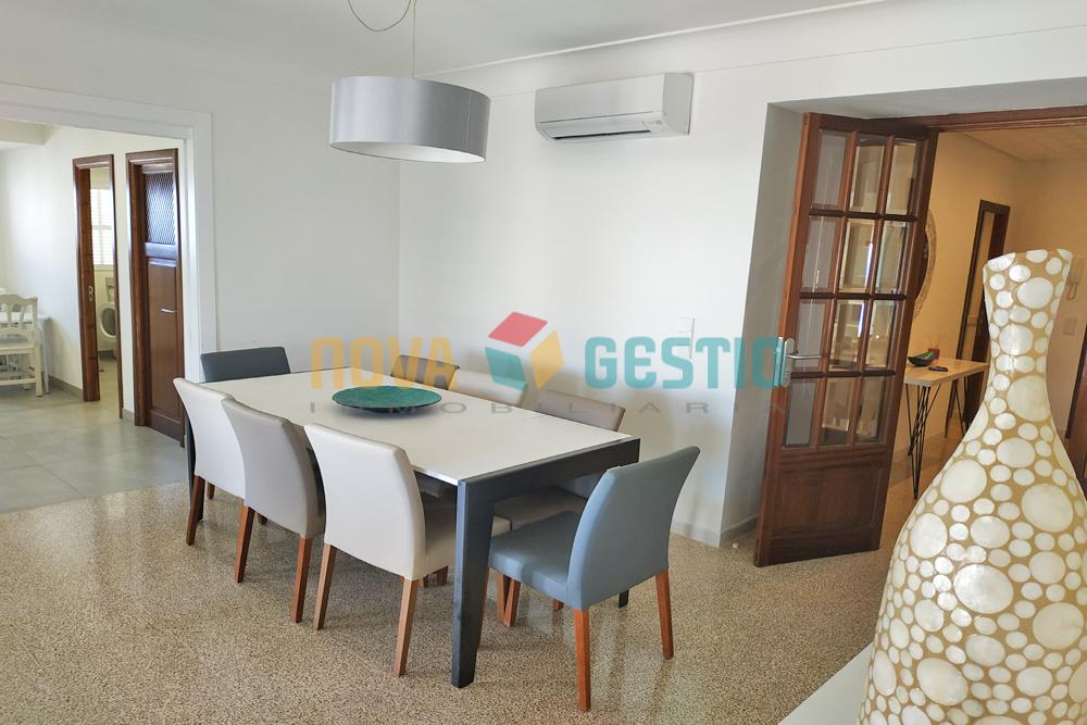 Amplio piso en alquiler en S'Illot : : PI870SI-AES