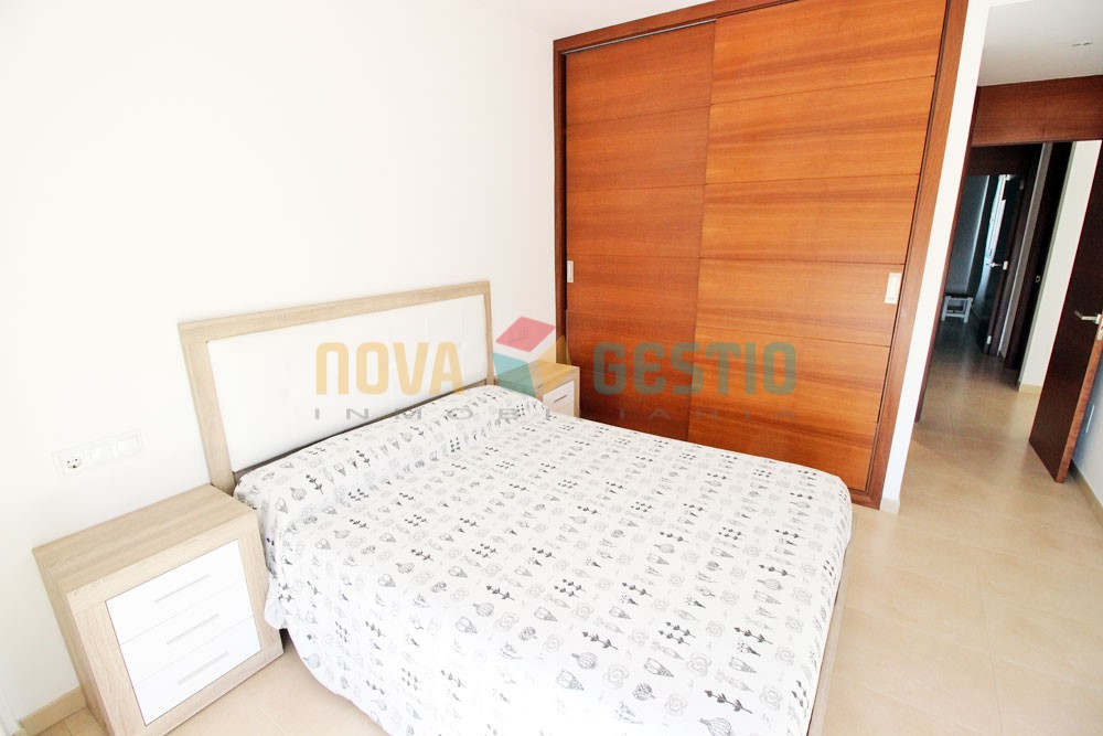 Amplio piso en alquiler en Manacor : : PI883MA-AES