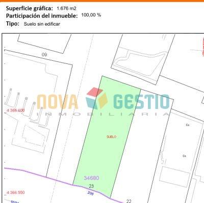 Solar en venta en Cala Murada : : SO924CMU-VES