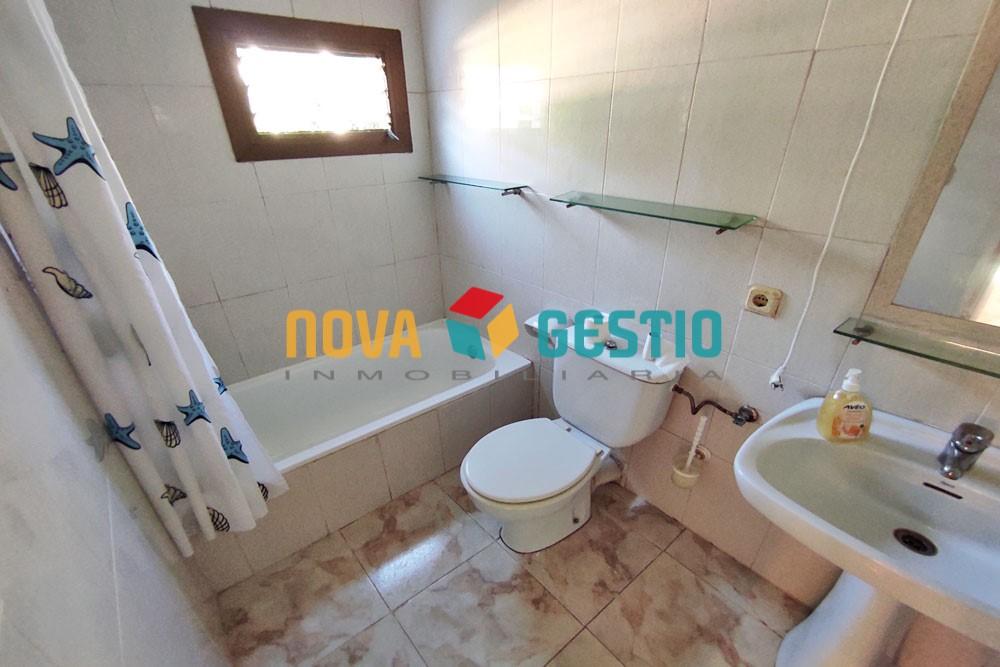 Apartamento tipo dúplex en alquiler en Cala Murada : : AP942CMU-AES