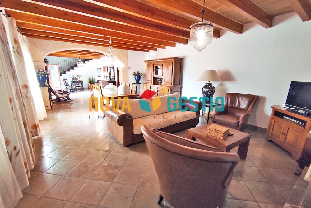Finca rústica alquiler Manacor : : FR963MA-AES