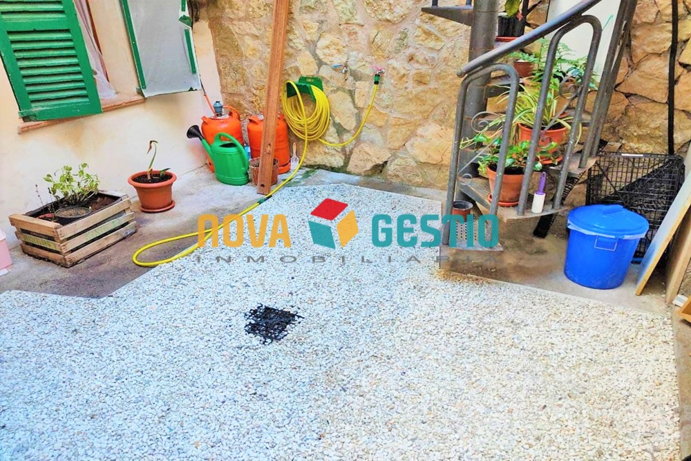 Planta baja reformada en venta en Manacor : : PB977MA-VES