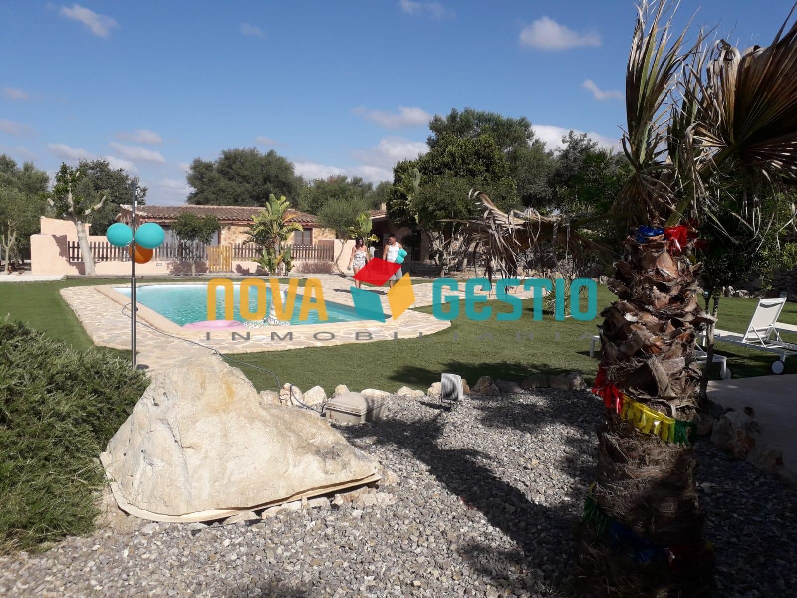 Finca rústica alquiler en Manacor : : FR1001MA-AES